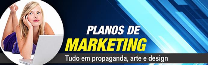 Planos de criação de artes e imagens, marketing e publicidade para o seu site