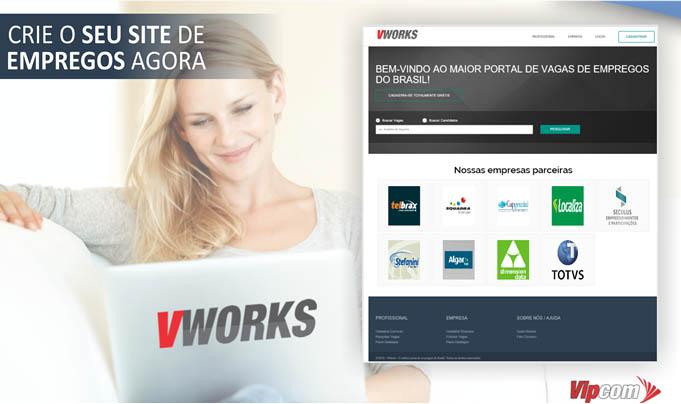 Venha criar o site de empregos com o melhor script de portal de empregos do mercado