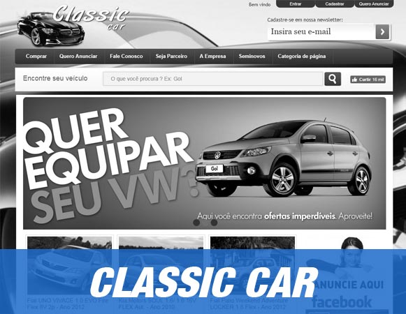 script para agência de carros mais barato da internet