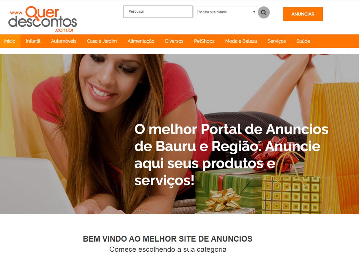 www.querdescontos.com.br