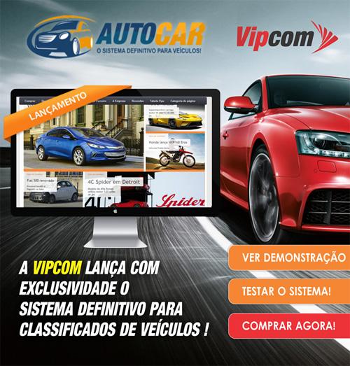 Script para lojas de veículos e agência de automóveis. Crie o seu site e divulgue os veículos da sua loja