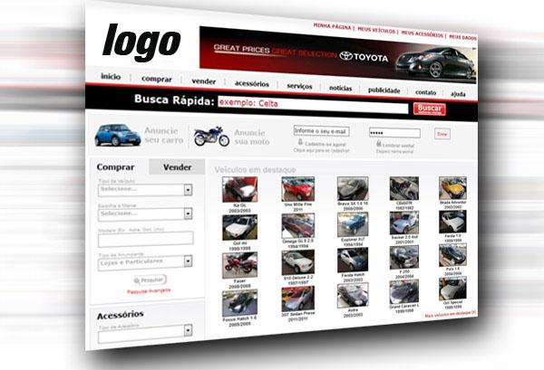 criar site de classificados para anuncios